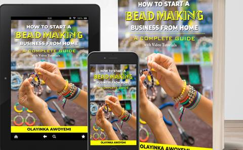 How to Start a Bead-Making Business From Home