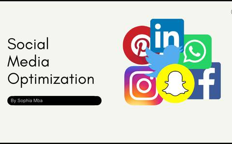 How to Optimize Your Social Media Channels