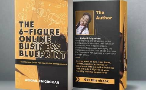 The 6-Figure Online Business Blueprint