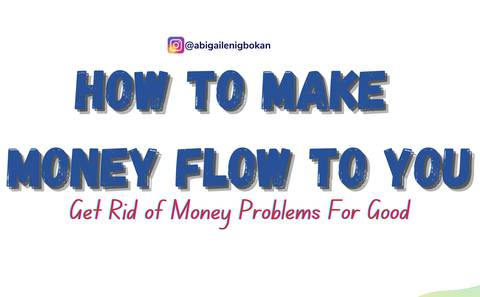 How To Get Rid Of Money Problems For Good.