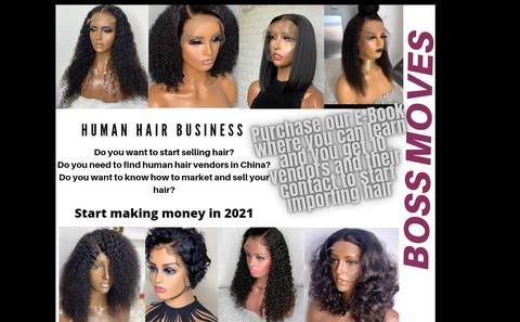 Everything You Need To Start A Successful Human Hair Business