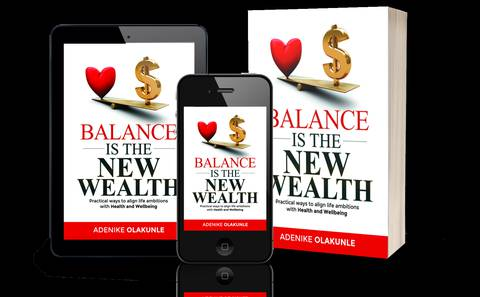 Balance Is The New Wealth By Adenike Olakunle
