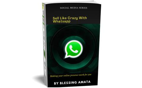 SELL LIKE CRAZY WITH WHATSAPP