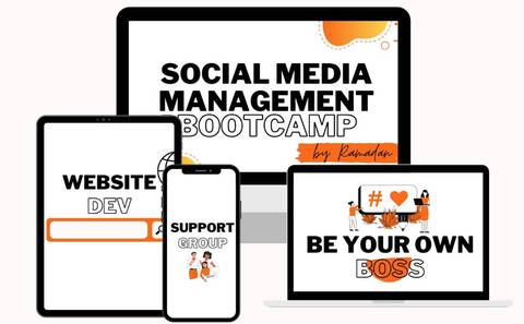 SOCIAL MEDIA MANAGEMENT BOOTCAMP BY RAMADAN.