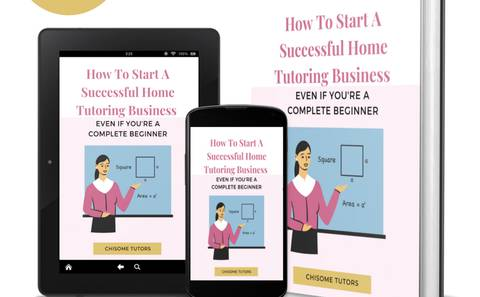 How to start a home tutoring business even if you're a complete beginner
