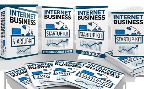 Internet Business Startup Kit - A Beginner's Guide