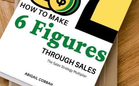 How To Make 6 Figures Through Sales