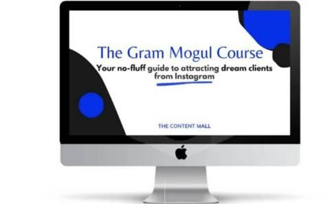 THE GRAM MOGUL COURSE