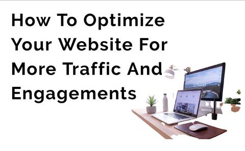Optimize Your WordPress Website To Gain More Sales And Traffic