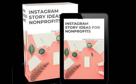 INSTAGRAM STORY IDEAS FOR NONPROFITS