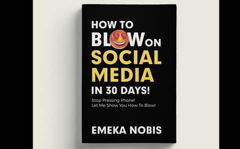 HOW TO BLOW ON SOCIAL MEDIA IN 30 DAYS!