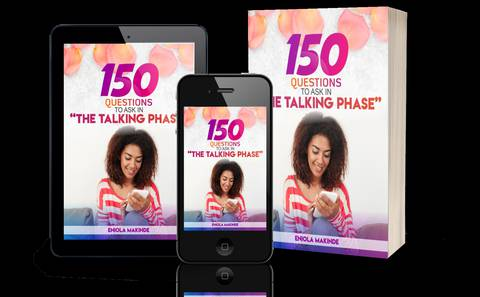"150 Questions to ask in ""The Talking Phase"""
