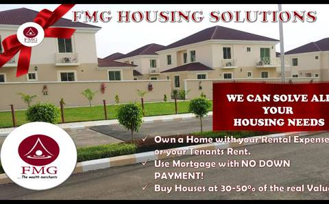 SOLUTION FOR REAL ESTATE IN NIGERIA