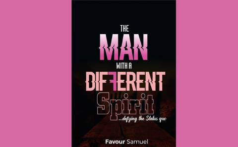 The Man With a Different Spirit- defying the status quo
