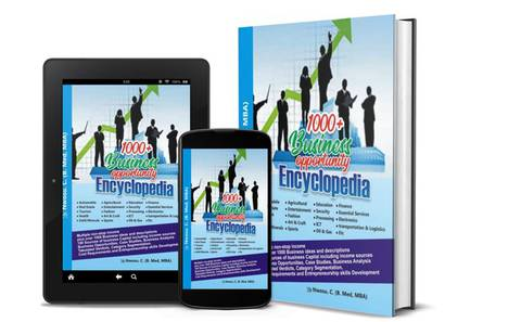 Unique 1000+ Business Opportunity Encyclopedia and Income Sources in Nigeria