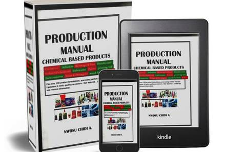 Guide to Production of Chemical based Products in Nigeria