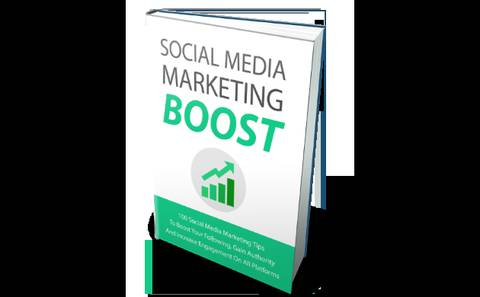 LEARN SOCIAL MEDIA MARKETING BOOST: 1OO Social Media Marketing Tips To Gain Followers, Authority, and Increase Engagement