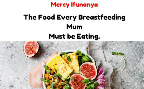 Healthy Breastfeeding Meal Time Table.