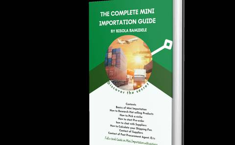 How to Start Importation