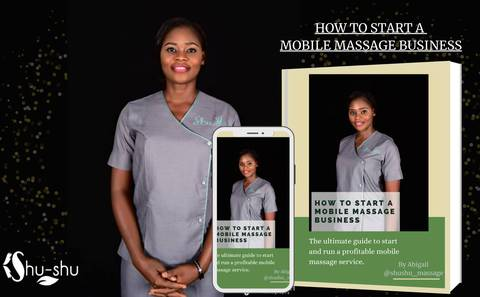 How to start a Mobile Massage Business