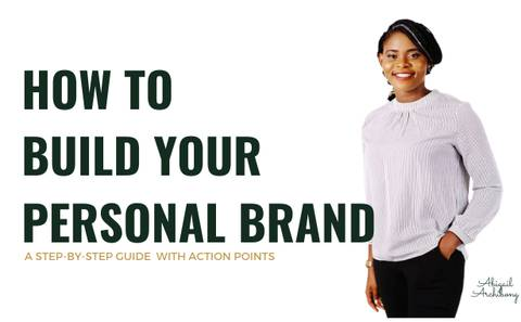 Monetization Course: How to build your Personal Brand