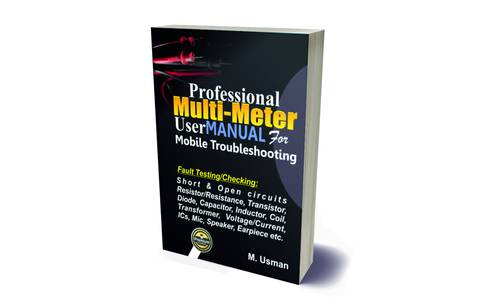 Professional Multi-Meter User Manual for Mobile Troubleshooting