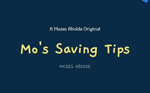 Mo's Saving Tips
