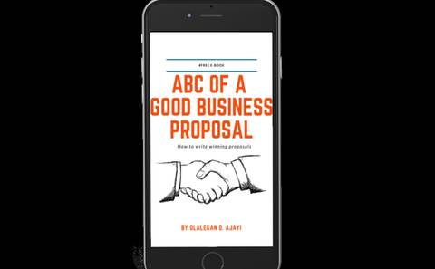 ABC OF A GOOD BUSINESS PROPOSAL