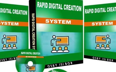 RAPID DIGITAL CREATION SYSTEM