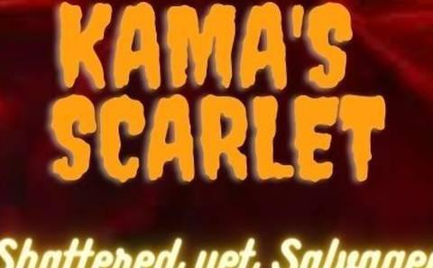 Kama's Scarlet