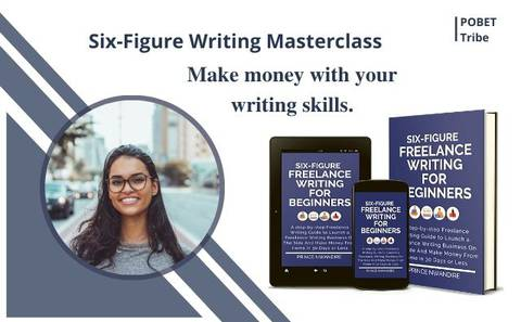 Six-Figure Freelance Writing For Beginners