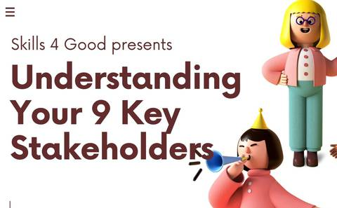 Understanding Your 9 Key Stakeholders (Video)