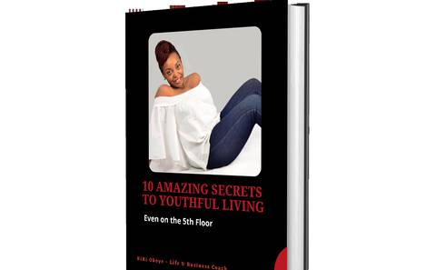 10 Amazing Secrets To Youthful Living: Even On the 5th Floor