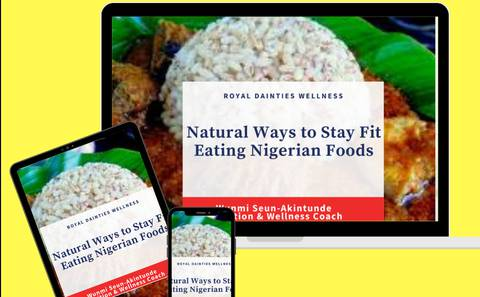 Healthy Weight Loss - Natural Steps to Keep Fit Eating Nigerian Foods