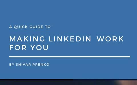 Making LinkedIn work for you
