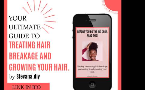 YOUR ULTIMATE GUIDE TO TREATING HAIR BREAKAGE AND GROWING YOUR HAIR.