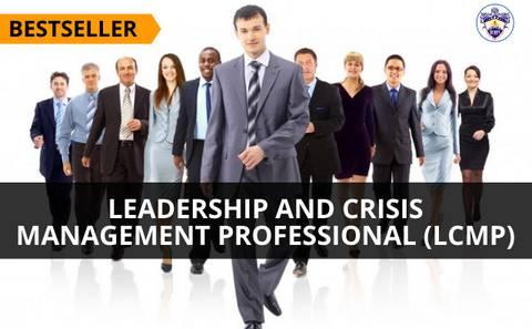 Certified Leadership and Crisis Management Professional - Earn A Specialist Certificate After Completion