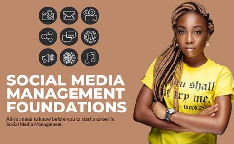 SOCIAL MEDIA MANAGEMENT FOUNDATIONS