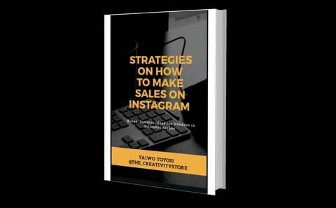 Strategies on how to make sales on Instagram