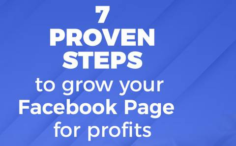 7 PROVEN STEPS TO GROW YOUR FACEBOOK PROFILE PAGE