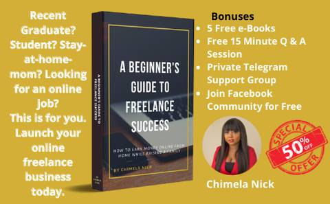 A BEGINNER'S GUIDE TO FREELANCE SUCCESS