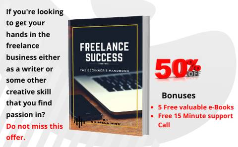 FREELANCE SUCCESS (THE BEGINNER'S HANDBOOK)
