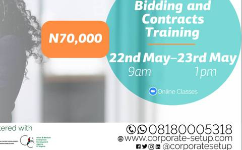 Bootcamp -NIPEX Bidding and Tender A-Z
