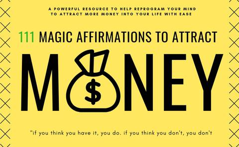 THE BOOK OF MONEY (111 MAGIC AFFIRMATIONS)