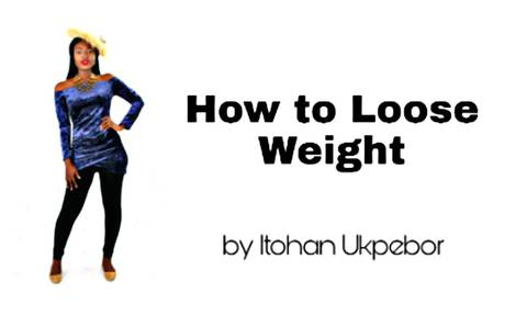 How to Loose Weight