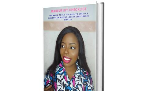 Makeup Kit Checklist