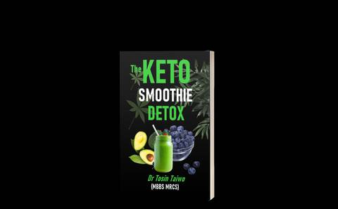 The Keto Smoothie Detox Book