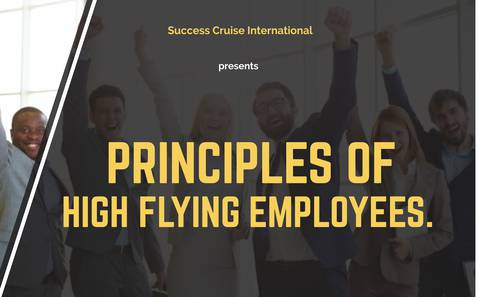 Principles of High Flying Employees