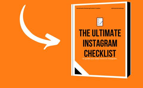 The Ultimate Instagram Checklist