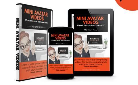Mini Avatar Videos Crash Course for Creatives Part 1